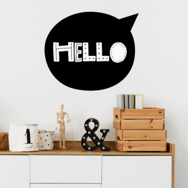 Hola - Vinilos decorativos de pared