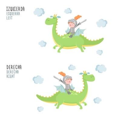 Vinilos para niños - El dragón mágico y el caballero. Verde Vinilos infantiles Niño Vinilos infantiles para niños. Si tu hijo es un enamorado de los caballeros y dragones, aquí tienes el vinilo infantil ideal. Un autentico guerrero volando con su gran dragón. Medidas aproximadas del vinilo montado (ancho x alto) Básico: 60x35 cm Pequeño: 90x50 cm Mediano:130x75 cm Grande:170x90 cm Gigante:200x135 cm AÑADE UN NOMBRE AL VINILO DESDE 9,99€   vinilos infantiles y bebé Starstick