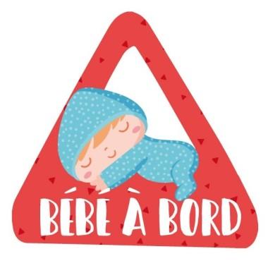"""Bébé à bord. Différentes couleurs à choisir - Adhésif pour voiture Stickers bébé à bord Adhésif pour voiture """"Bébé à bord"""" Dimensions: 16x15 cm Matériau:Sticker autocollantpelliculage vinilos infantiles y bebé Starstick"""
