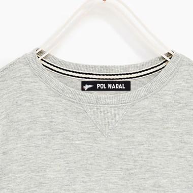 Étiquettes personnalisées pour les vêtements. Moyen Rectangulaire - Modèle 12
