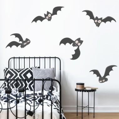 Terrorífics ratpenats - Vinils infantils per a nens i nenes