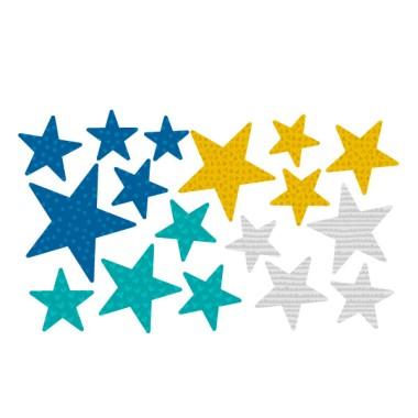 Extra Pack - Estrellas Mostaza