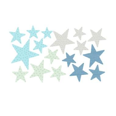 Pack supplémentaire - Étoiles mint