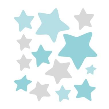 Pack supplémentaire - Étoiles éléphant sur la lune