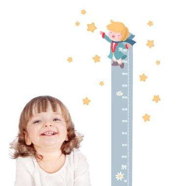 Petit prince - Sticker toise