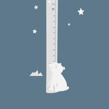 Vinil mesurador - Ós polar
