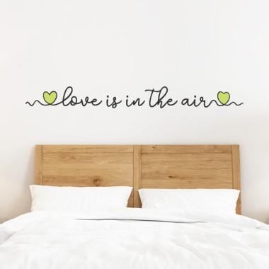 L'amour est dans l'air - Vinyles pour la maison