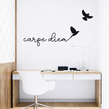 Carpe Diem - Stickers maison