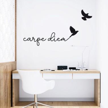 Carpe Diem - Vinils casa amb frases