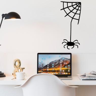 Le petit araignée - Stickers muraux