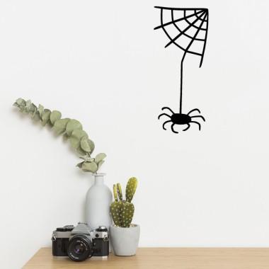 Araigne - Stickers muraux décoratifs