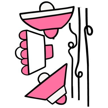 Lamparitas de colores - Vinilos decorativos de pared Vinilos casa Llena tu hogar de luz y color con los vinilos decorativos de StarStick. Vinilos de distintos tamaños y colores para decorar paredes o muebles. Éste modelo de las tres lamparitas de colores es una auténtica monada. Medidas aproximadas del vinilo montado (ancho x alto) Básico: 77x54cm Pequeño:105x75 cm Mediano:140x95cm Grande: 200x135cm Gigante:250x 170cm  vinilos infantiles y bebé Starstick