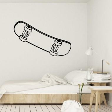 Skate - Vinils decoratius juvenils