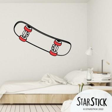 Skate - Vinilos decorativos juveniles