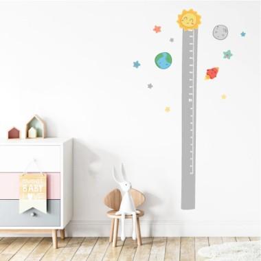 Espai infantil - Sistema solar - Vinil mesurador