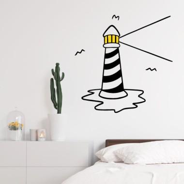 Faro - Maison décorative en vinyle