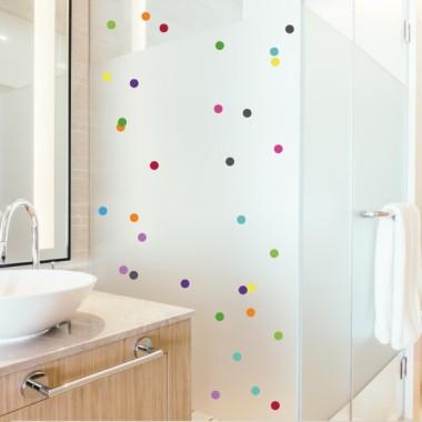 Confeti de colores - Vinilo lavable
