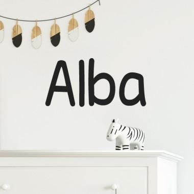 Nom Play - Sticker muraux chambre bébé