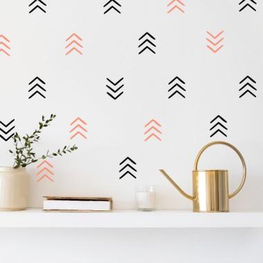 Vinilos hogar y casa Ángulos y formas géometricas - 3 colores a elegir