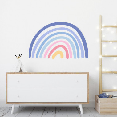 Súper Arcoíris - Vinilos decorativos