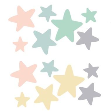 Extra Pack - Estrellas Elefante con globos