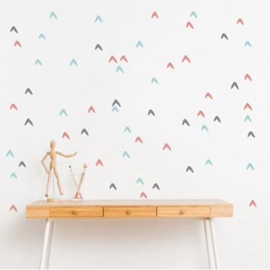 Sticker pour la maison - Flèches - 3 couleurs au choix