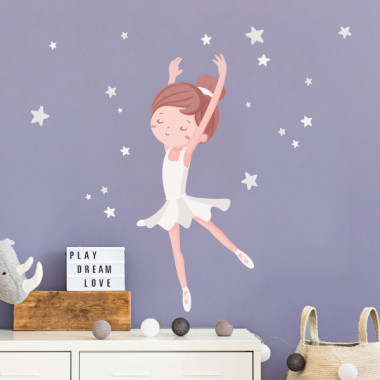 Danseuse - Sticker muraux
