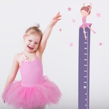Vinil mesurador - Nena ballarina