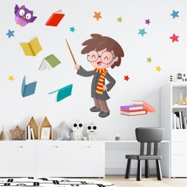 Harry Potter - Vinilos infantiles para niños y niñas