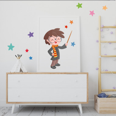 Làmina decorativa - Harry Potter