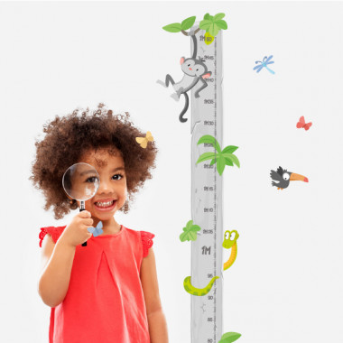 Mesurador Selva - Vinils infantils