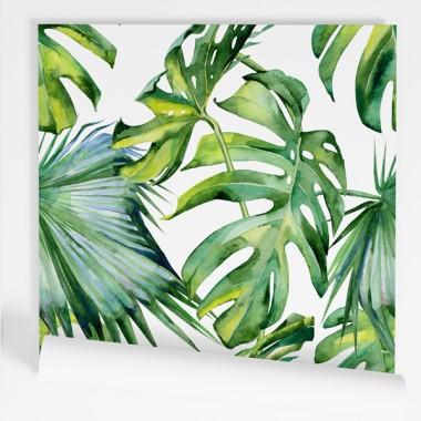 Paper de paret autoadhesiu - Selva tropical
