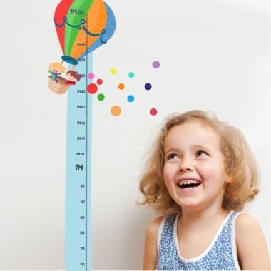 De ballon compteur vinyl - vinyl enfants