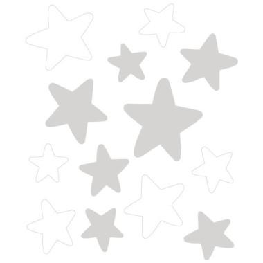 Pack supplémentaire -  Étoiles lapin Blanche