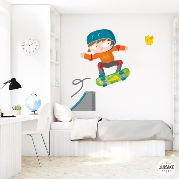 Skater - Vinil infantil