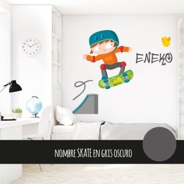 Skater - Sticker muraux
