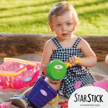 Etiquetas multiuso. Ovaladas medianas - Modelo 14 Etiquetas multiuso Etiquetas con nombre de la marca StarStick. Resistentes al agua, al microondas y al lavavajillas. No lo dudes y empieza ya a marcar todos los objetos de manera fácil y rápida. Material:Vinilo plastificado mate Tamaño de cada etiqueta:4,5x 2 cm  Unidades:Packs de 12, 24, 48 o 96 etiquetas Líneas imprimibles: 2 vinilos infantiles y bebé Starstick