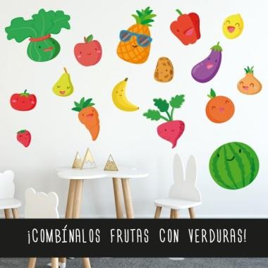 Légumes - Sticker pour enfant