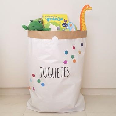 Paper bag - Jouets. Sac en papier