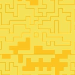 Tetris groc