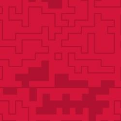 Tetris rojo