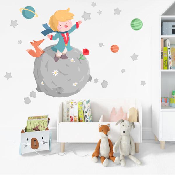 Vinil infantil per a nadons - Petit príncep