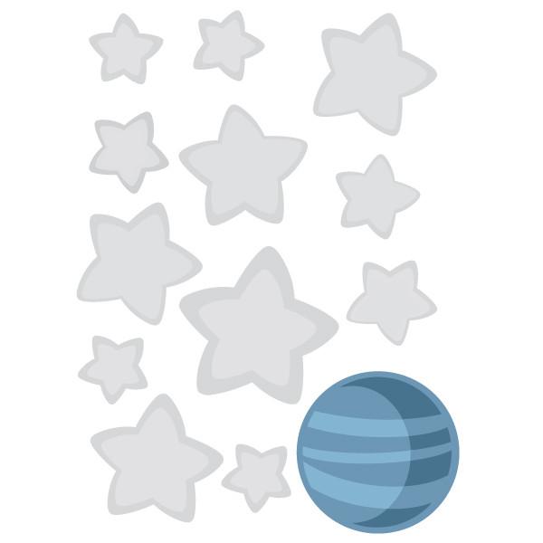 Extra Pack - Estrellas Pequeño príncipe